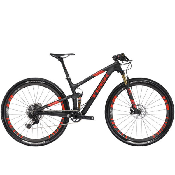 Trek Top Fuel 9.9 RSL (2017)