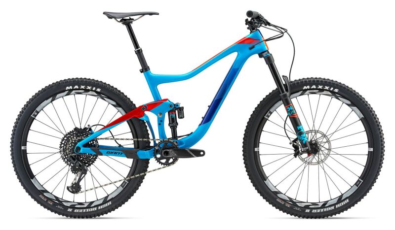 Giant Trance Advanced 1 (2018)